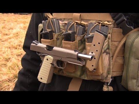 Tactical Assault Gear Enhanced Magazine Pouches