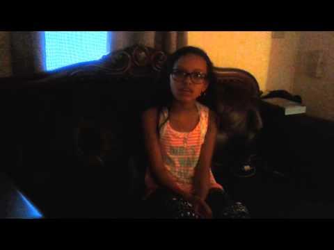 Alex singing Amazing Grace! - YouTube