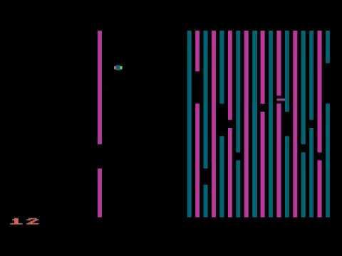 Palisade - ATARI 8-Bit 2020 BASIC 10Liner program