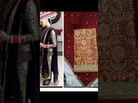 Ludhiana Boutique Punjabi Salwar Suits At Best Price at Zikimo Fashion