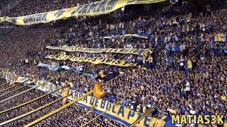 Boca Palmeiras Lib18 / Perdiendo y se cae la cancha