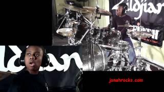 Tool - Sober, 10 year Old Drummer, Jonah Rocks
