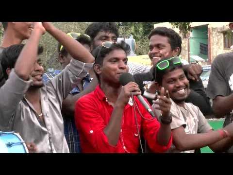 No Jail No bail Chennai Super Hit  Chennai Gana Song Red Pix 24x7