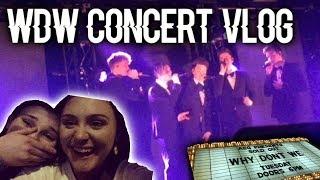 THE BEST WHY DON'T WE CONCERT VLOG!!! Invitation Tour: Royal Oak // Vlog 3
