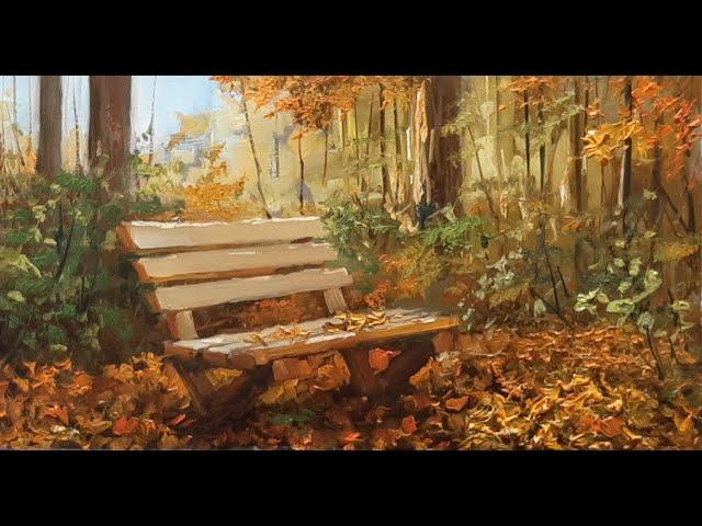 Осень-Autumn. Vugar Mamedov