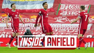 Inside Anfield: Liverpool 3-0 Leicester | Alternative look at record-breaking home win