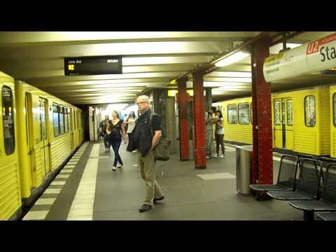 Berlin's Metro System - U-bahn