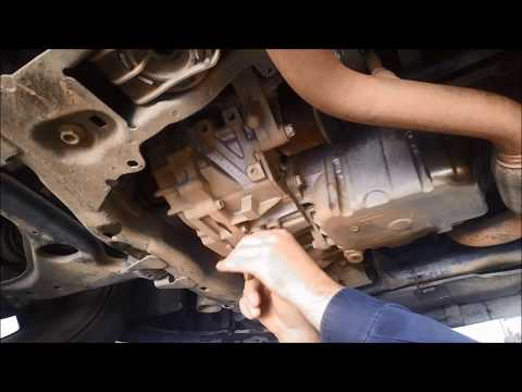 Opel-Astra-Vauxhall Aisin AF17 AW60-41SN Automatic Transmission Service & OBD2 Plug Location