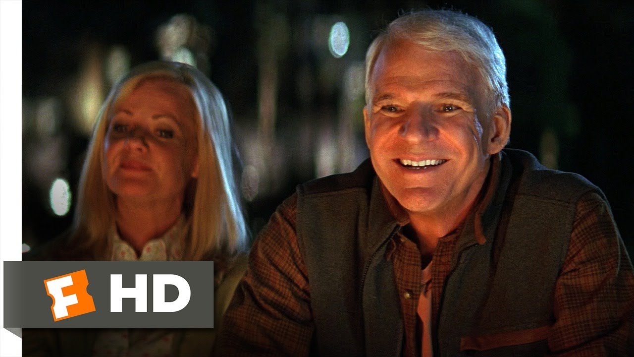 Cheaper by the Dozen 2 (3/5) Movie CLIP - Camp out Sing-a ...