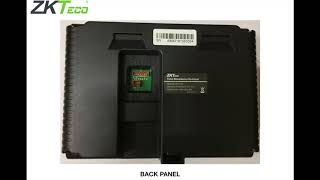 ZKTECO K30 - fingerprint time attendance terminal with simple access control