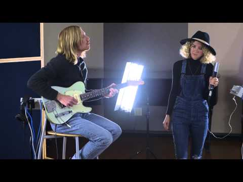 "OpenAir Studio Session: Tennis, ""Bad Girls"""