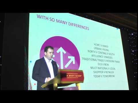 Vaughan Ryan - MD Nielsen Vietnam spoke at CEO Club's seminar