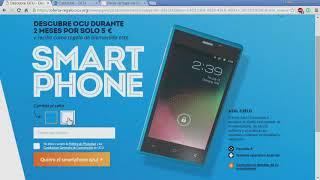 Compra tu smartphone por 7euros con OCU