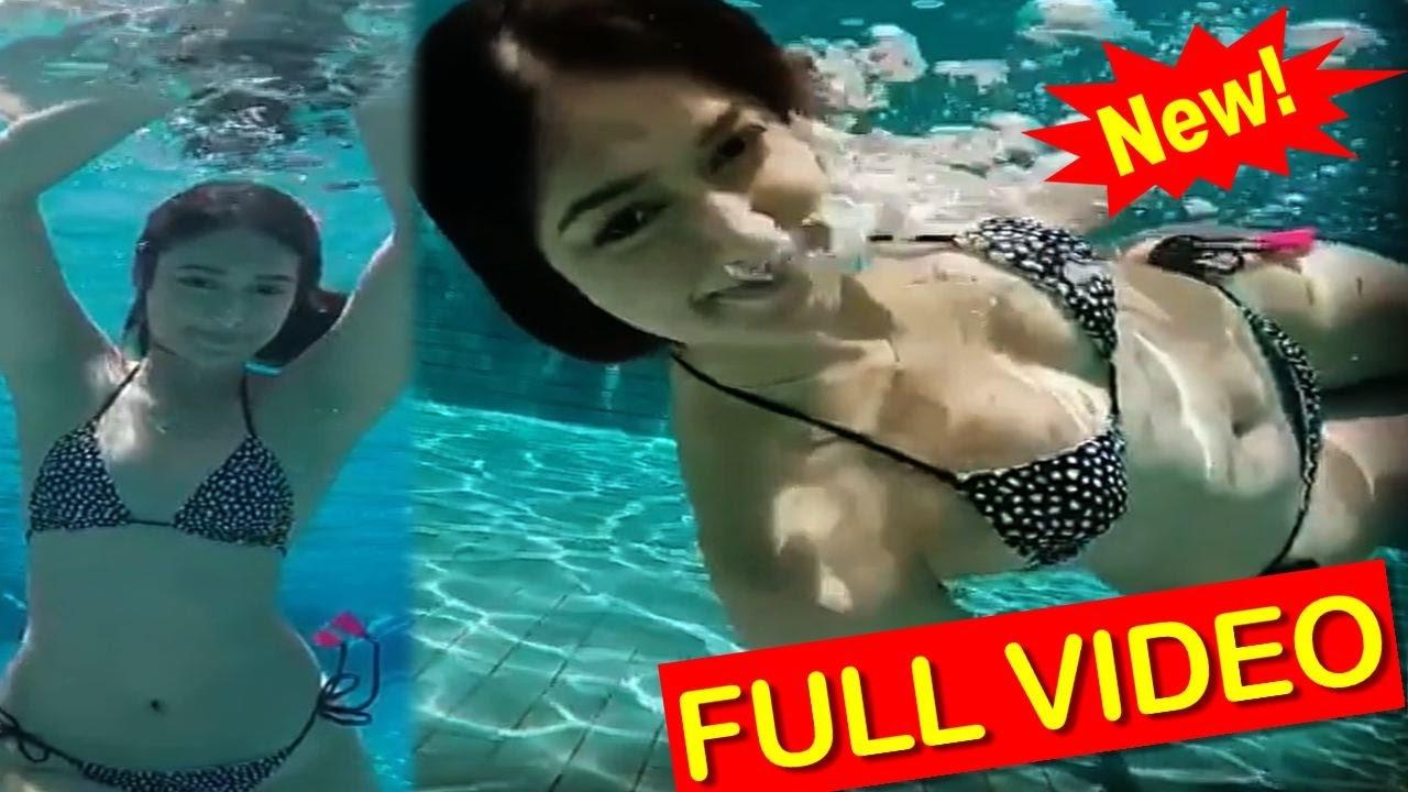 sexy videos pool Hot bikini