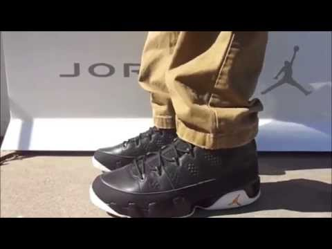 free shipping 2dbc9 51d8d Air Jordan Retro IX Citrus 9 s (EBAY) Review ON FEET! - YouTube