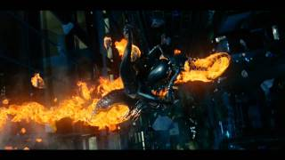 Ghostrider - Scream Music Video - Thousand Foot Krutch