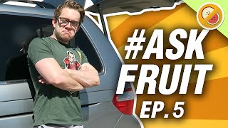 PIMP MY RIDE, PET PEEVES, BABY PICTURES & NEW POKEMON! | #AskFruit Ep. 5 (Reading Your Comments)
