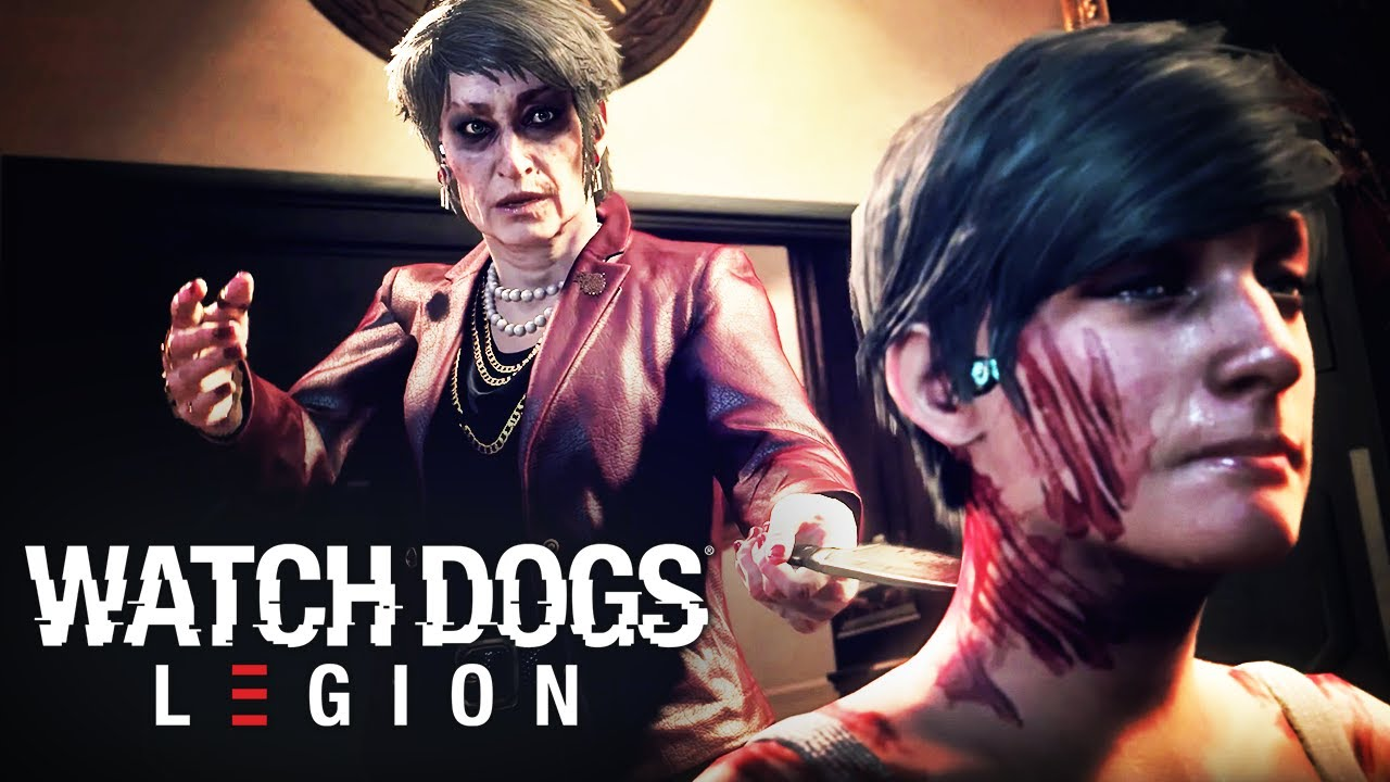 Watch Dogs Legion - Official 4K Gameplay Overview Trailer