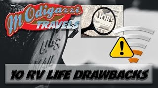 Drawbacks To Living Full Time In An Rv Our Full Time Rv Life