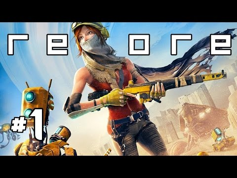 ReCore - Ep. 1 - Meeting Joule and Mack! - Let's Play ReCore Gameplay - Xbox One