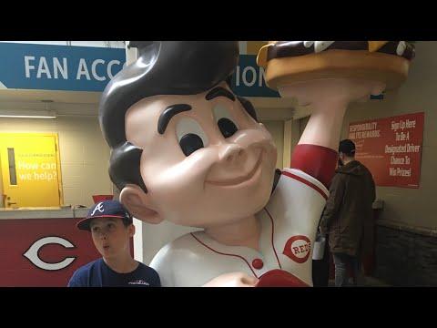 MLB Stadium Eats #2 - Great American Ball Park (Reds)