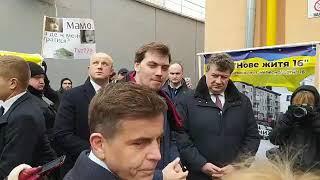 Чому у Житомир приїхав Прем'єр Гончарук
