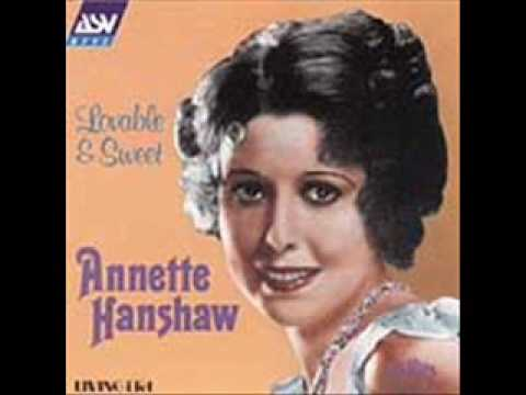 Annette Hanshaw - Carolina Moon