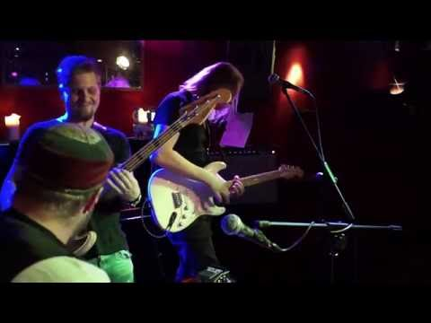 Patrik Jansson Band  Here I Am, Kaiserkeller, Sep 30, 2016