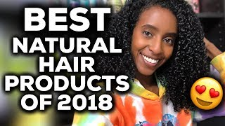 the BEST natural hair products of 2018 | My ABSOLUTE FAVES | Lydia Tefera