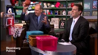 Bill Bradley's Advice for Hillary: Go With the Basket