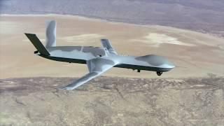 Predator C Avenger - General Atomics promo video