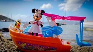 Видео для девочек. Моя игрушка Мини Маус Дисней