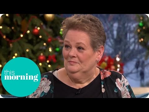 Exclusive: Anne Hegerty's First TV Interview Since Leaving I'm a Celeb   This Morning