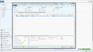 Dynamics AX 2012 بين الشركات المحاسبة الفيديو