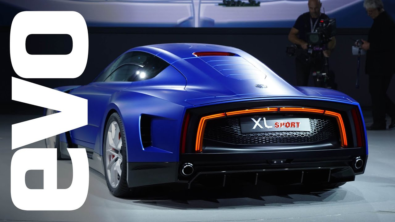 volkswagen xl1 sport at paris 2014 evo motor shows youtube. Black Bedroom Furniture Sets. Home Design Ideas