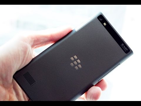 BlackBerry Leap обзор
