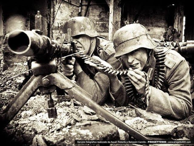 WK2 Sondeln in Mitteldeutschland _WW2 Detecting Western Front