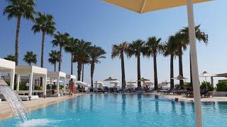 Отель Vrissiana beach hotel 4*, Кипр, Протарас