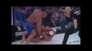 Robert Burneika IFBB PRO in MMA Winner 2017 Video