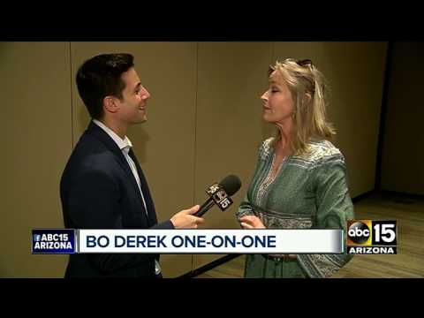 Bo Derek one-on-one interview with ABC15