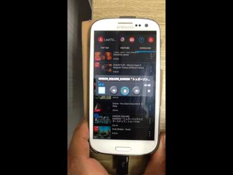 LastTUBE : Youtube downloader mp3 ringtone HD video