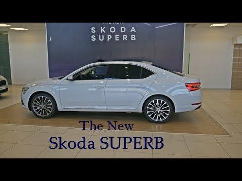 The New Skoda