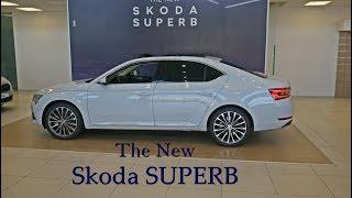 Skoda Superb Combi - Laurin & Klement Design Package Videos