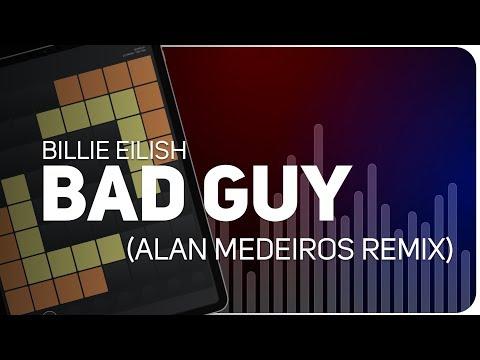 Billie Eilish - Bad Guy (Alan Medeiros REMIX) On SUPER PADS LIGHTS - KIT DUH REMIX
