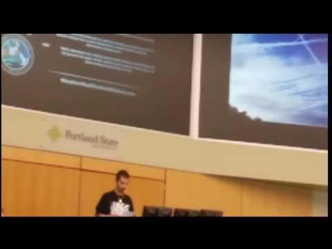 2nd Global Chemtrail Summit Portland Oregon - Morning Session