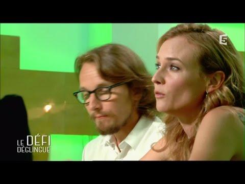Diane Kruger, pour Infiltrator - C à vous - 02/09/2016