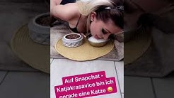 Katja ist eine Katze