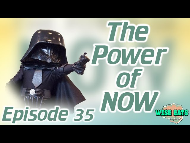 #35: 10 Key Takeaways from The Power of Now by Eckhart Tolle (Wise Eats Podcast)