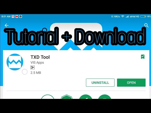 [Tutorial] + How to download Txd tool latest updates Officially