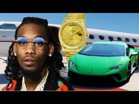 8 expensive things owned by Migos rapper offset